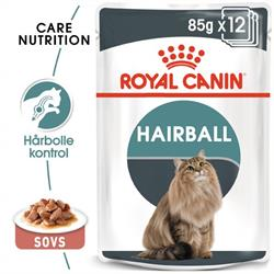 Royal Canin Hairball care 12 x 80 g. i sovs