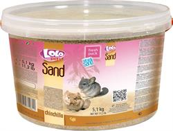 Chinchillasand / hamstersand 5,1kg