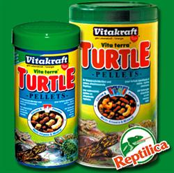 Vita Terra Turtle Pellets 250ml