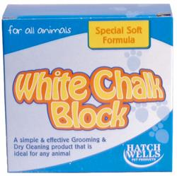 CHALK BLOCKS WHITE 150 G (kridt)