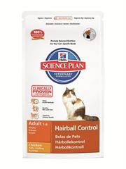 Science Plan™ Feline Adult Hairball Indoor Control Chicken
