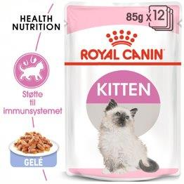 Royal Canin Kitten Instinctive, 12 poser á 85 g