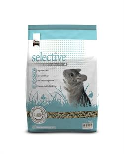 Science Selective chinchilla foder 1,5 kg.