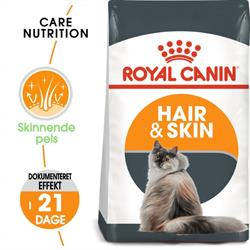 Royal Canin Hair & Skin 33 10 kg.