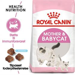 Royal Canin Mother & Babycat.