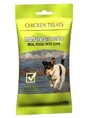NaturesMenu BARF Bites, Dog Chicken