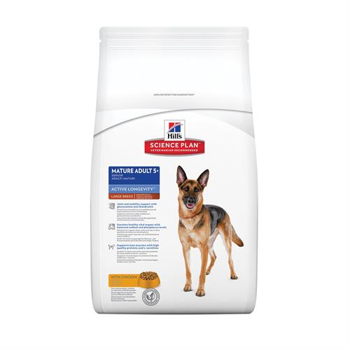 Science Plan™ Canine Mature Adult 5+ Active Longevity™ Large Breed with Chicken