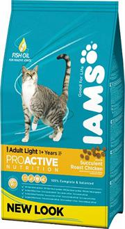 Iams Adult Light 3 kg