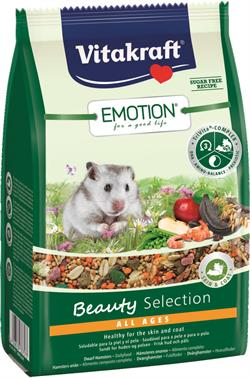 EMOTION Beauty -dværghamster 400g.