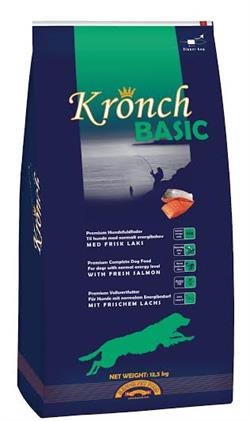 Henne Pet Food Kronch Basic