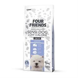 Four Friends Hundefoder Sensitiv med Lam  12 kg.