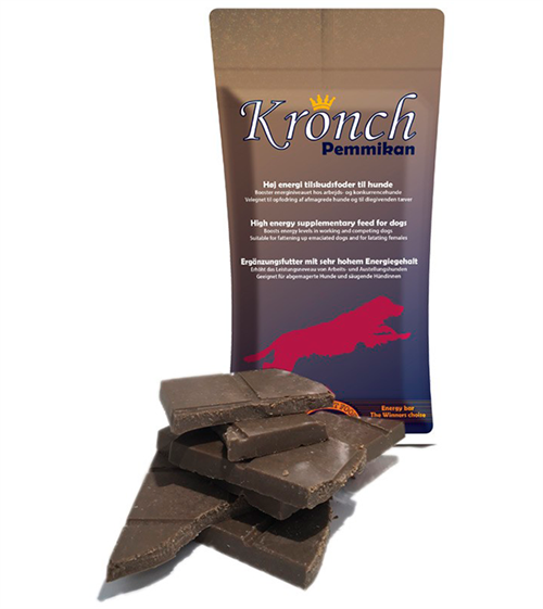 Henne Pet Food Kronch Pemmikan 10 x  400 gr