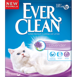 Ever Clean Lavender 10 L Kattegrus