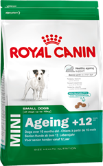 Royal Canin Mini Ageing +12    1,5 kg.