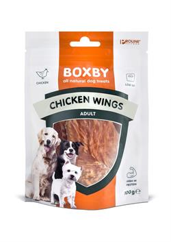 Boxby Chicken Wings 100g.