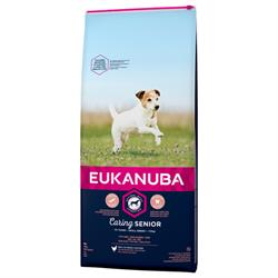 Eukanuba MATURE & SENIOR SMALL & MEDIUM BREED