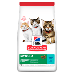 Science Plan™ Kitten Healthy Development™ with Tuna 7 kg.